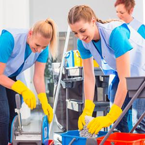 Trapos para empresas de limpieza