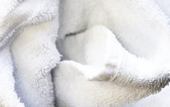 Trapo blanco toalla